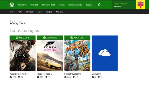 Xbox Live Web