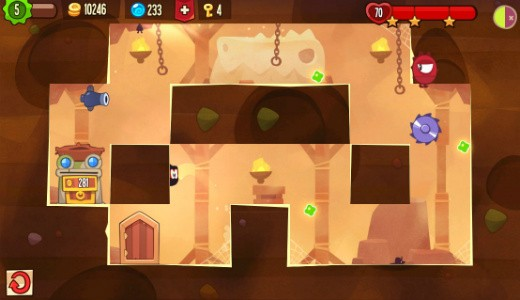 Mazmorra de King of Thieves