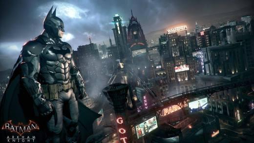 Batman Arkham Night 01