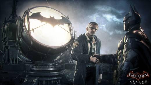 Batman Arkham Night 02