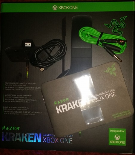 Razer Xbox One 001
