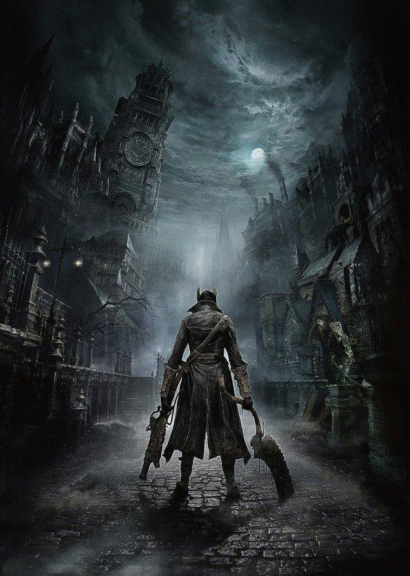 Poster de Bloodborne