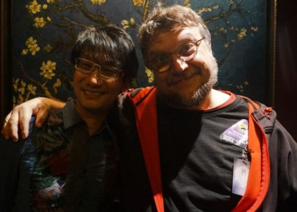 Kojima y Del Toro
