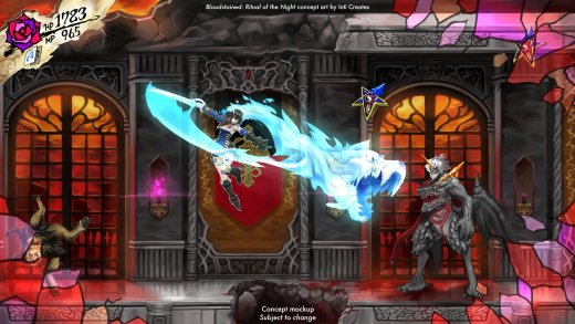 Bloodstained: Ritual of the Knight