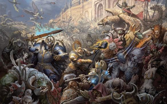 Universo Warhammer