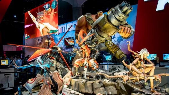 Lego Hulk en el E3 2015