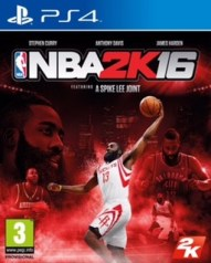 NBA 2K15 PS4 FOB HARDEN SPA