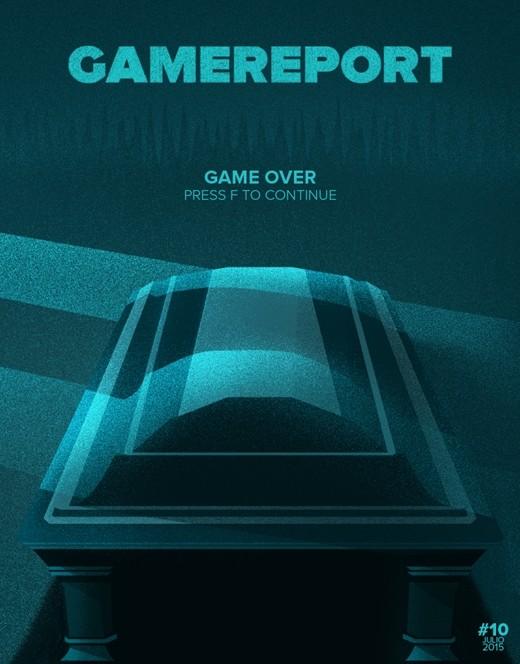 Portada GameReport #10