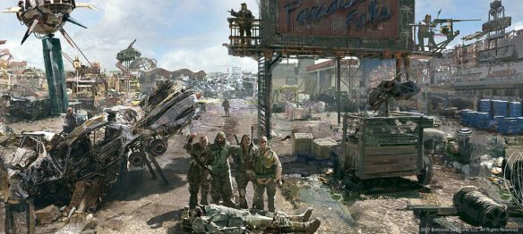 Fallout 4, la próxima gran superproducción que imprime billetes