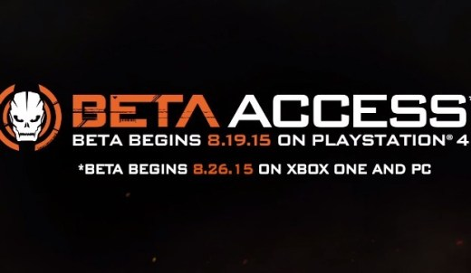 Call Of Duty Black Ops III Beta