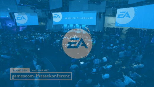 GamesCom 2015 EA conference