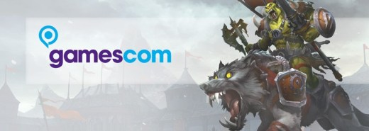 GamesCom 2105 HearthStone