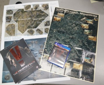 Metal Gear Solid V Edicion Day One y guia oficial (5)