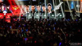SKT vs EDG 2 - LoL Worlds 2015