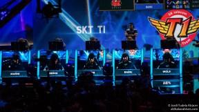 SKT T1 - LoL Worlds 2015