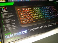 Razer Blackwidow T.E. Chroma 004