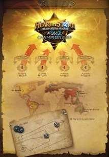 HearthStone Wolrd Championship Road To The Finals