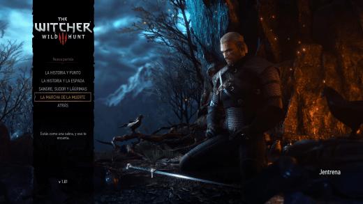 Así es como se debe disfrutar de The Witcher 3