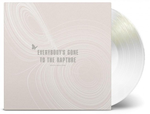 everybody is gone to the rapture vinilo