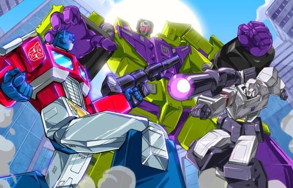 Transformers Devastation no será lo más brillante de Platinum pero es una pequeña joya