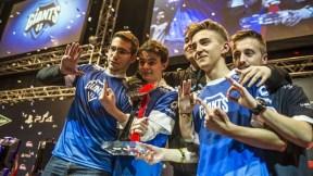 Giants Gaming. Campeones de CoD