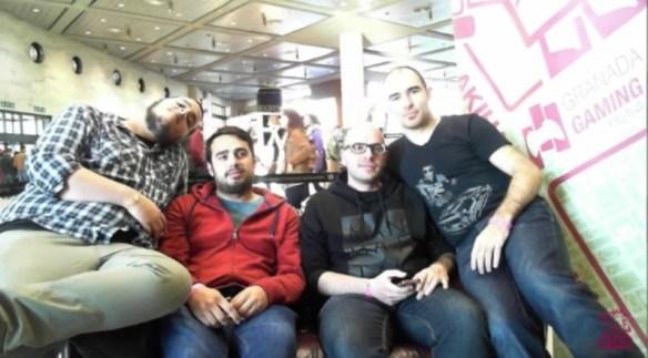 Sofa AKB en Granada Gaming