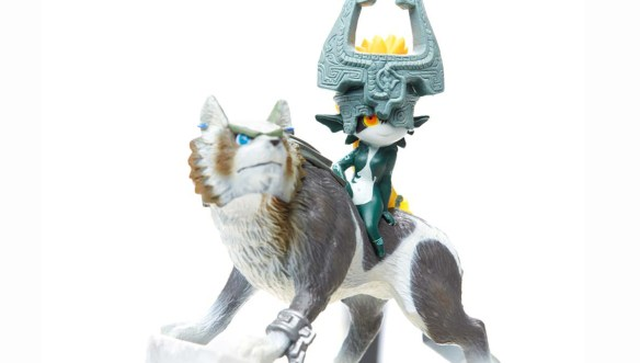 Amiibo Zelda The Twilight Princess