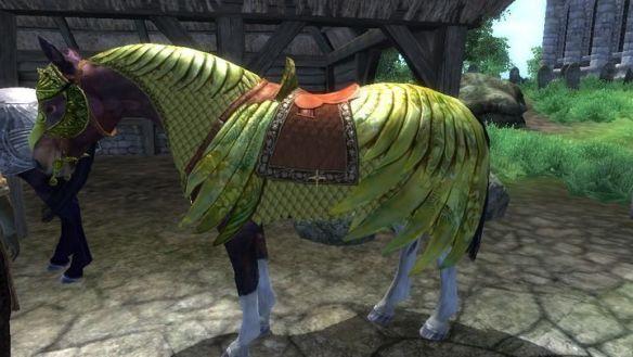 caballo oblivion