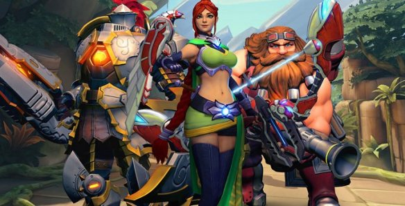 Paladins- Champions of the Realm