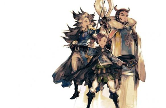 bravely second personajes