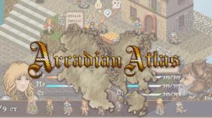 Arcadian Atlas 7