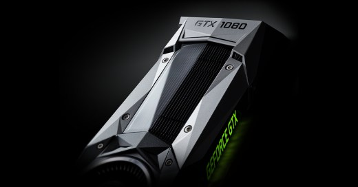 GTX 1080 nvidia