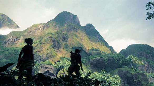 Uncharted 4, un espectáculo inconmensurable.