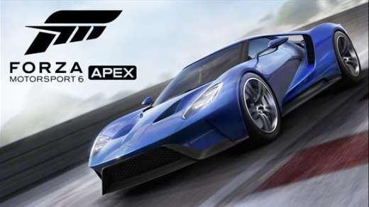Forza 6 Apex