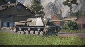 ISU-122S