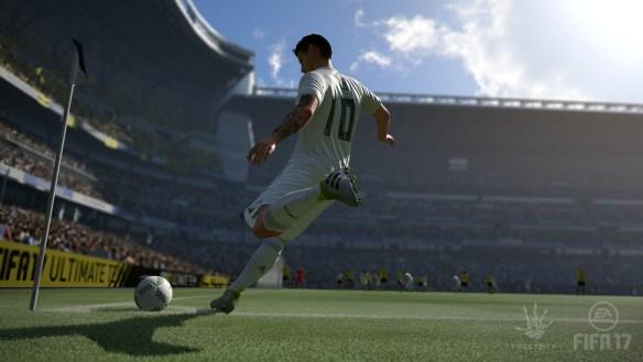 James en FIFA 17