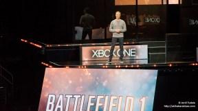 Battlefield 1 en la Conferencia de Microsoft