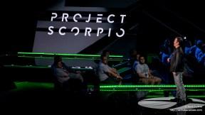 conferencia xbox scorpio