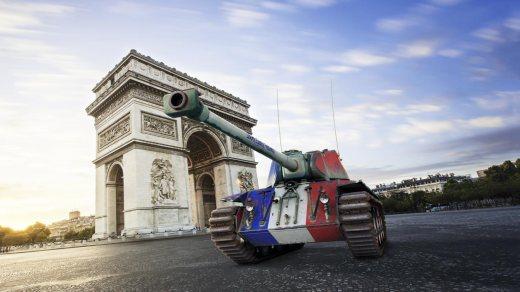 World Of Tanks Liberte