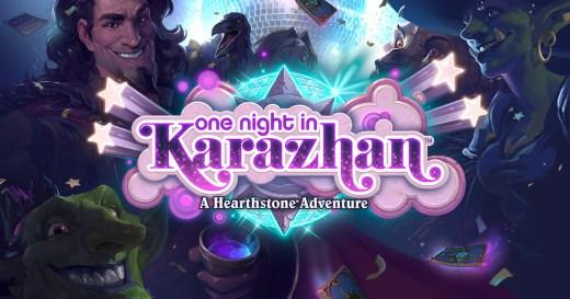 hearthstone Una noche en Karazhan