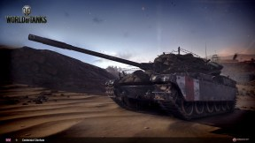 World Of Tanks Centennial Chieftain 1