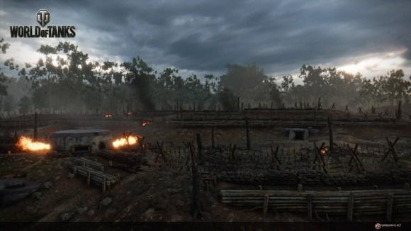 World Of Tanks Mark I 4