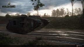 World Of Tanks Mark I 7