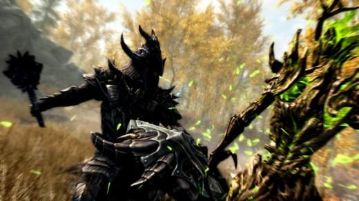 Captura de Skyrim Special Edition