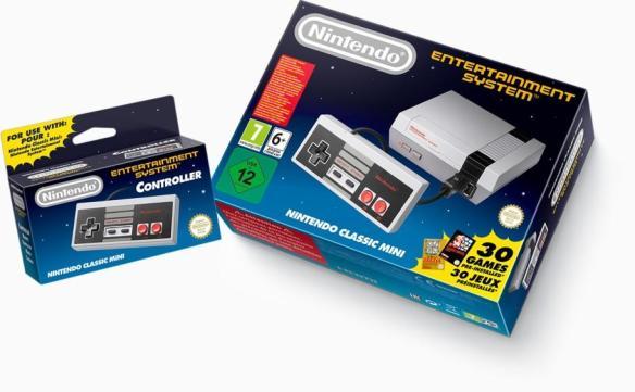 NES Mini, un gadget para amantes del retro