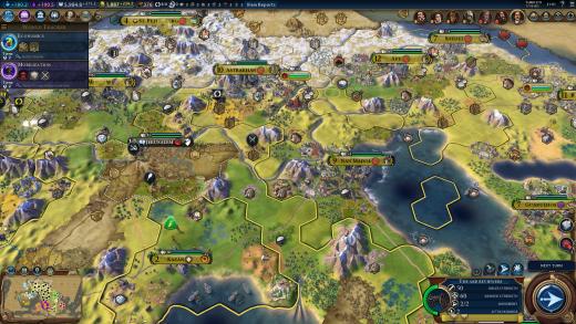 Civilization VI Russia