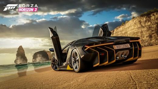Premio mejo juego de Deportes/Conducción: Forza Horizon 3