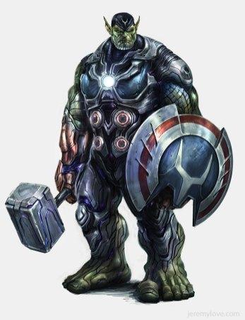 Jeremy-Love_Skrull_SuperSkrull_Avengers_05