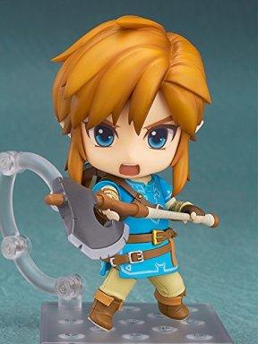 Nendoroid Zelda Breath of the Wild