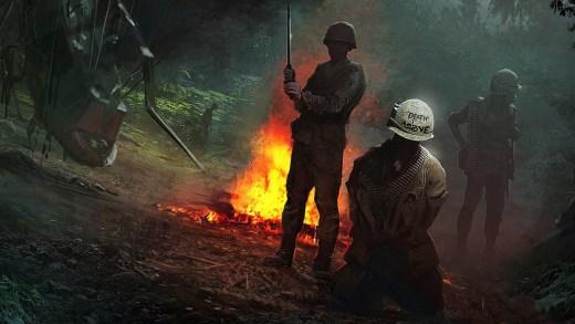Concept Art del supuestamente cancelado Call Of Duty Fog Of war